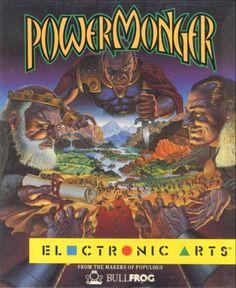 Powermonger - Amiga 500
