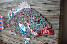13 Creative Bottle Cap Upcycles
