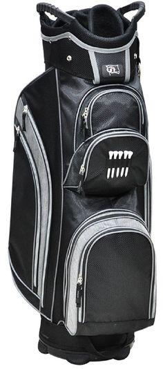 RJ Sports Knight Cart Bag 2016 from Golf & Ski Warehouse