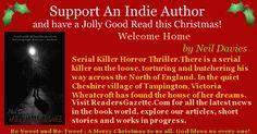 Welcome Home @nwdavies http://readersgazette.com/world/moreinfo/B003JBHN3E/… Serial Killer Horror Thriller.<br>There is a serial killer on #books 30