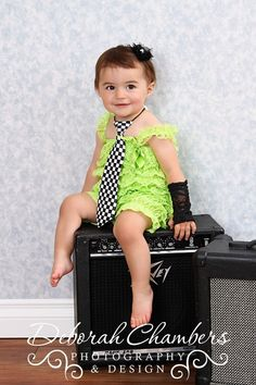 Lime Green Ruffle Lace Rompers with Straps - Sweet N' Stylish Kids Accessories. Cakes Smash, Photo shoot, dress up