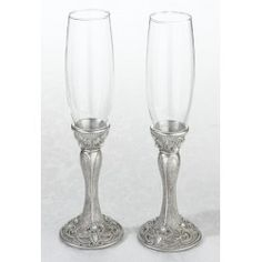 #BUY Jewelled Toasting Flutes (x2) for your #wedding here: http://shop.weddingandweddingflowers.co.uk/index.php?id_product=52&controller=product