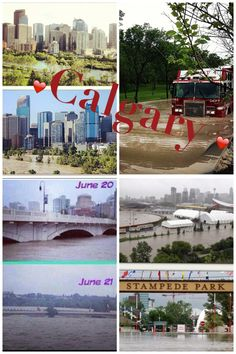 To all Calgarians and Albertans - you will not only survive, but pull together and rebuild. Have faith in each other and stay strong. Go Calgary! Ab Day, Alberta Canada, Stay Strong, Marina Bay Sands, North America, Waterfall, Survival, Abs, June