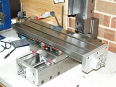 proyecto fresadora casera para metales duros
