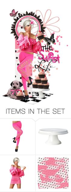 """""""The Sweet Life"""" by kyckastra ❤ liked on Polyvore featuring art"""
