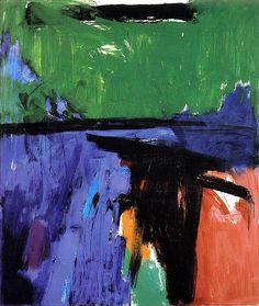 Franz Kline (1910-1962) Provincetown II, 1957-61