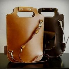Bring elegance to your day carrying the MCM ® Milla Studded Outline Tote. Tote made of smooth leather. Leather Purses, Leather Crossbody, Leather Backpack, Leather Handbags, Leather Wallet, Leather Gifts, Leather Bags Handmade, Leather Projects, Leather Accessories