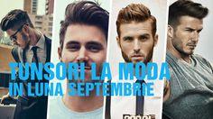 Tunsori la moda in luna septembrie pentru barbati