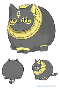 Squishable Bastet