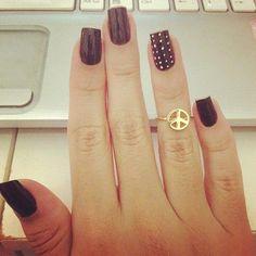 Unhas Cute Nails, Pretty Nails, Beauty Nails, Hair Beauty, Gorgeous Nails, Pedi, Nails Inspiration, Manicure, Nail Designs