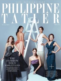 Philippine Tatler March 2016 digital magazine - Read the digital edition by Magzter on your iPad, iPhone, Android, Tablet Devices, Windows 8, PC, Mac and the Web.