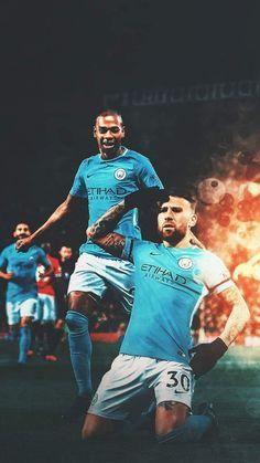 Sergio Aguero, Flavio, Manchester City, Blue Moon, Football Players, Premier League, Blues, Soccer, Pep Guardiola