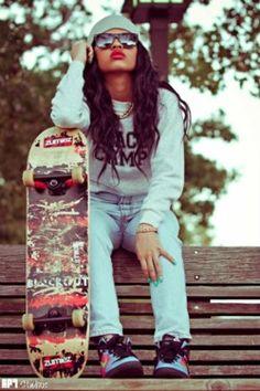 #Boards #girls