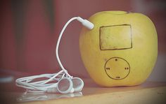 Wait a minute, is this the first generation Apple iPod? #apple
