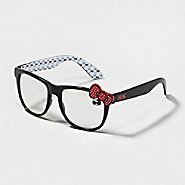 00f89ca52b Black Hello Kitty Glasses New Ray Ban Sunglasses