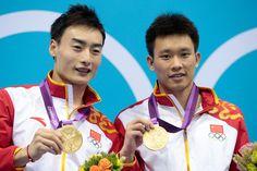 Qin Kai and Luo Yutong