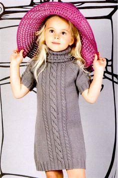 Lisa Cable Dress Pattern