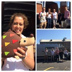 The team and Harry the Hedgehog hit the road yesterday. The first stop for Jenny, Jane, George, Lizzie and Andy is Lynton, Devon! Devon, Fair Trade, Hedgehog, Hedgehogs