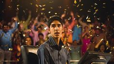 Until London-born Dev Patel was still probably best known for his role in Slumdog Millionaire, the little film that could from Danny Boyle. Show Do Milhao, Quiz Show, Oscar Movies, Oscar Winning Movies, Film D'animation, Film Serie, Hugh Grant, Vincent Lacoste, Freedom Writers