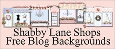 Shabby Lane Shops Free Blog Backgrounds Shabby Chic Blog, Shabby Chic Porch, Romantic Shabby Chic, Simply Shabby Chic, Shabby Chic Homes, Junk Chic Cottage, Blog Backgrounds, All Things Fabulous, Free Blog