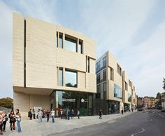 RIBA National Award 2015: University of Greenwich, Stockwell Street Building by Heneghan Peng Architects
