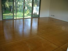 Plywood Floor | Polished Plywood Floor Installation, Yallingup