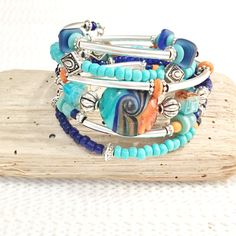 Hey, I found this really awesome Etsy listing at https://www.etsy.com/listing/464939527/boho-jewelry-wrap-bracelet-boho-beach