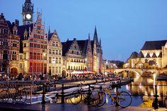 Wish we had gotten better acquainted, Gand (Belgium).