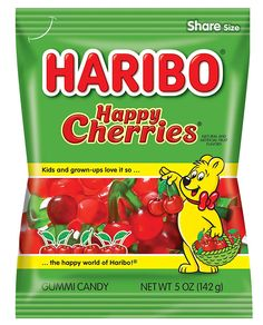 Haribo Happy Cherries  #beautiful #love #fall #art  #bhfyp #birthday #cake #candy #chocolate #coffee #cottoncandy #Deals #delicious #dessert #follow #food #foodie #foodporn #Freeshipping #fun #halloween #instagood #lovesweets #os #party #sugar #sweet #sweets #sweettooth #tasty