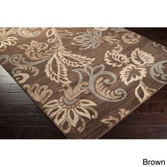 Meticulously Woven Doraville Area Rug
