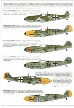 Bildergebnis für Messerschmitt BF 109