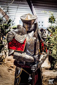 Brute from Assassin's creed Brotherhood by Aldarion Cosplay Photo by Shashin Studio - Clément Samson