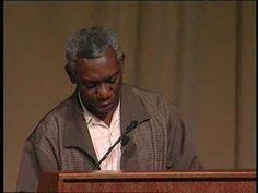 ▶ Helen Edison Lecture: Yusef Komunyakaa - YouTube