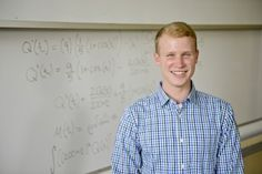 Class of 2015 Profile: Ben May Secures Research Career