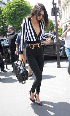 El 'street style' de Kendall Jenner