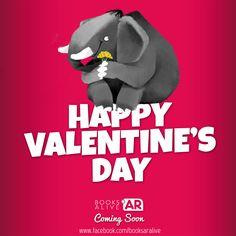 Happy Valentine's Day!!! ;-)    www.facebook.com/booksaralive