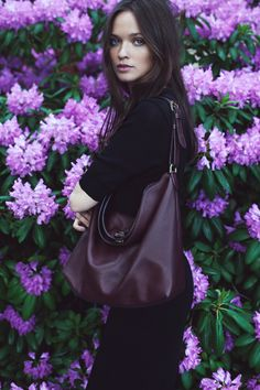 Mulberry Tessie Hobo Styled By Columbine Smillie - Journal | Mulberry
