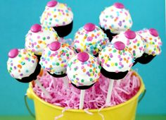 Cake Pop Sorvete