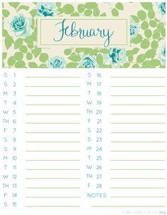 february desktop + iphone calendars (1)