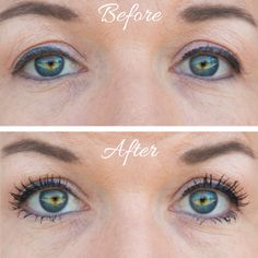 See the results for the mascara - So great ! Love mine always and forever....