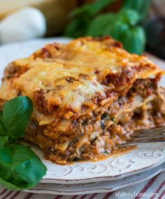 Classic-Lasagna EXCELLENT!  Modified spices a fitch = a little red wine; more garlic; fennel.  Very very yummy