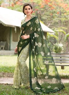 LadyIndia.com #Embroidered Sarees, Urban Naari Designer Saree 21324 For Women, Embroidered Sarees, https://ladyindia.com/collections/ethnic-wear/products/urban-naari-designer-saree-21324-for-women