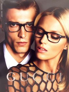 730cf4b4bc26 Gucci Eyewear Spring Summer 2013  --- I kinda like the women s pair