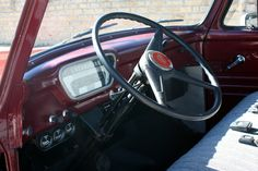 1955 Ford F 100 With A 239 Y Block And 3 Speed Column Shift