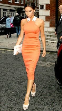 Victoria Beckham's Most Stylish Looks Ever - July 9, 2012 from #InStyle