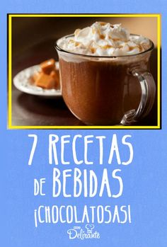 recetas rapidas y sencillas de chocolate caliente Chocolate House, Chocolate Coffee, Tamales, Beverages, Drinks, Good Food, Food And Drink, Ely, Tableware