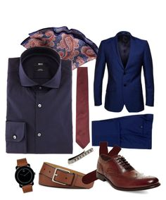 """""""Saturday night"""" by jeffrie-st-james on Polyvore featuring BOSS Hugo Boss, Paul Smith, Cole Haan, Lanvin, Eddie Borgo, Pantherella, Steve Madden, Movado, mens and men"""