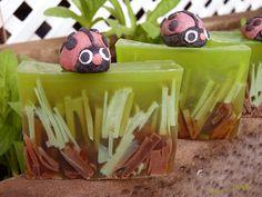 El arte del jabón: Glicerina