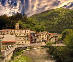 travel photography - fuckyesiberia: Camprodón, Girona, Catalunya, España