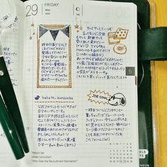 (2015.05.29) 日本語が危うい日記(;・∀・) 仕事終わって母と暮せばの公式さんツイをチェックするのが癒やしの時間♡  最近インスタにあげると激しく画質が劣化するのはなぜ… #ほぼ日手帳 #hobonichi